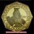 八角形サンフランシスコ万国博覧会記念50ドル金貨(レプリカコイン)の画像3