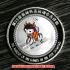 北京オリンピック記念メダル 自転車ロードレース 迎迎(インイン)ケース付きレプリカの画像2