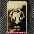 """フランス造幣局""""エッフェル塔""""1オンスゴールドプレートの画像1"""
