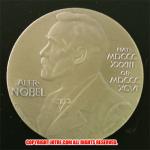ノーベル賞メダル ノーベル化学賞・物理学賞(レプリカコイン)