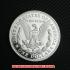 モルガン1ドル銀貨1895年プルーフ(レプリカコイン)の画像2