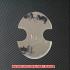 レプリカ小判:太閤分銅金判(プラスチック製)の画像2