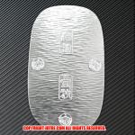 レプリカ小判:南鐐銀大判(プラスチック製)