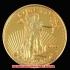 アメリカンイーグルコイン2009 ゴールドの画像2