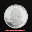 ワシントンクォーターダラー1932年銀貨1ドルプルーフ(レプリカコイン)