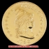 キャップド・バスト(右向き)ヘラルディックイーグル金貨1798年(レプリカコイン)の画像1