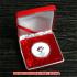 北京オリンピック記念メダル体操 迎迎(インイン) ケース付きレプリカの画像1
