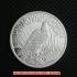 ピースダラー1ドル銀貨1928年プルーフ(レプリカコイン)の画像2