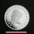 フローイング・ヘア・ダラー1ドル銀貨1795年プルーフ(レプリカコイン)の画像1