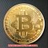 創作金貨 ビットコイン レプリカの画像1