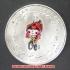 レプリカコイン☆北京オリンピック記念メダル 自転車BMXの画像1