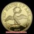 キャップド・バスト(右向き)スモールイーグル金貨1796年(レプリカコイン)の画像2