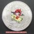 レプリカコイン☆北京オリンピック記念メダル 近代五種の画像4