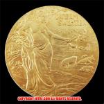 バルティック アグリカルチャーゴールドコイン (レプリカコイン)
