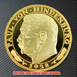 ドイツ1928年金貨(レプリカ)