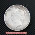 ピースダラー1ドル銀貨1928年(レプリカコイン)の画像1