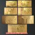 金のユーロセット レプリカ札の画像2