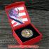 北京オリンピック(BEIJING 2008) 記念金メダル ケース付きの画像1