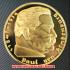ドイツ1936年金貨(レプリカ)の画像2