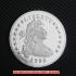 ドレイプト・バスト・スモール・イーグル・コイン銀貨1795年プルーフ(レプリカコイン)の画像1
