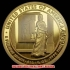 第4代ジェームズ・マディスン夫人:ドリー・マディスン10ドル金貨(レプリカコイン)の画像2
