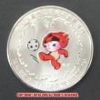 レプリカコイン☆北京オリンピック記念メダル サッカー