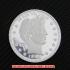 バーバー・クォーター・ダラー1901年銀貨(レプリカコイン)の画像1