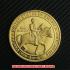 """アンドリュー・ジャクソン""""オールド・ヒッコリー""""金貨 第7代アメリカ合衆国大統領(レプリカコイン)の画像2"""