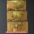 金のユーロセット レプリカ札の画像3