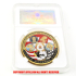 ケース入りジョーク金貨 アメリカ海軍・陸軍・空軍 コイン(金メッキ)の画像3