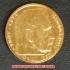 本物☆ナチスドイツ銀貨reichsmark5ライヒスマルクコイン(金貨風)金メッキ加工済み2 通貨の画像3