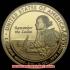 第2代アメリカ合衆国大統領ジョン・アダムス夫人アビゲイル・アダムズ10ドル金貨(レプリカコイン)の画像3