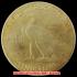 1933年 インディアンヘッドイーグル10ドル金貨(レプリカコイン)の画像2