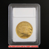 セントガーデン イーグル金貨1933年 Jotreオリジナルコレクションケース付き(レプリカコイン)の画像2