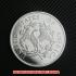 フローイング・ヘア・ダラー1ドル銀貨1795年プルーフ(レプリカコイン)の画像2