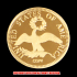 キャップド・バスト(右向き)スモールイーグル金貨1795年(レプリカコイン)の画像2