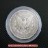 モルガン1ドル銀貨1884年(レプリカコイン)の画像3