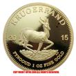 2015年クルーガーランド金貨(レプリカコイン)