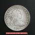 ドレイプト・バスト・スモール・イーグル・ハーフダイム・コイン銀貨1796年(レプリカコイン)の画像1