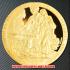 ノーベル賞メダル金貨 ノーベル生理学・医学賞(レプリカコイン)ケース付の画像3