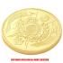 復刻版 近代銭 明治三年銘 旧二十圓 金貨 艶消し仕上げ レプリカの画像4