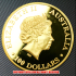 2015年オーストラリアカンガルー100ドル金貨(レプリカコイン)の画像2