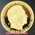 ドイツヒンデンブルク金貨(レプリカ)の画像1