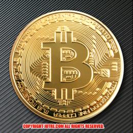 創作金貨 ビットコイン レプリカ