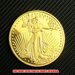 セントガーデン イーグル金貨1910年(レプリカコイン)
