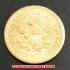 2.5ドルクォーターイーグル金貨1865年(レプリカコイン)の画像2