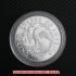 ドレイプト・バスト・スモール・イーグル・コイン銀貨1796年10 セント(レプリカコイン)の画像3