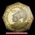 八角形サンフランシスコ万国博覧会記念50ドル金貨(レプリカコイン)の画像4