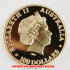 オーストラリア 2011年カンガルー100ドル金貨(レプリカコイン)の画像2