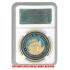 ケース入りジョーク金貨 アメリカ海軍 コイン(金メッキ)2の画像1